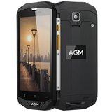 AGM A8 5 inch Android 7.0 Quad Core 4050mAh 3GB/32GB Zwart_
