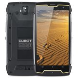 Cubot King Kong 5 inch Android 7.0 Quad Core 4400mAh 2GB/16GB Zwart_