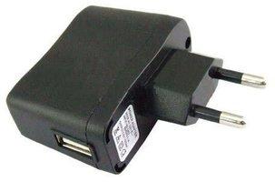 USB oplader 5V/500mA