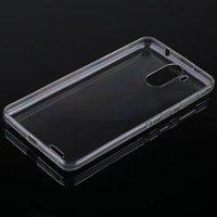 Oukitel K6000 / K6000 Pro silicone case Transparant