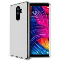 Doogee Mix 2 silicone case Wit