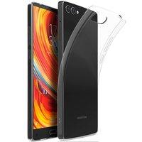 Homtom S9 Plus silicone case Transparant