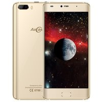 AllCall Rio 5 inch Android 7.0 Quad Core 2700mAh 1GB/16GB Goud