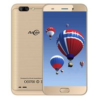 AllCall Atom 5,2 inch Android 7.0 Quad Core 2100mAh 2GB/16GB Goud