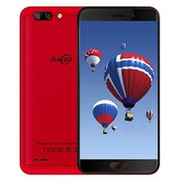 AllCall Atom 5,2 inch Android 7.0 Quad Core 2100mAh 2GB/16GB Rood