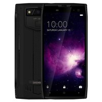 Doogee S50 5,7 inch Android 7.1 Octa Core 5180mAh 6GB/64GB Zwart