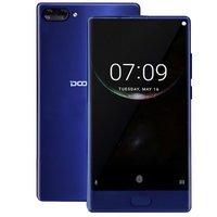 Tweedehands Doogee Mix 5,5 inch Android 7.0 Octa Core 3380mAh 6GB/64GB Blauw