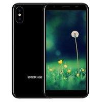 Tweedehands Doogee X55 5,5 inch Android 7.1 Quad Core 2800mAh 1GB/16GB Zwart