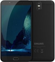 Tweedehands Uhans Max 2 6,44 inch Android 7.0 Octa Core 4300mAh 4GB/64GB Zwart
