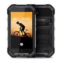 Tweedehands Blackview BV6000 4,7 inch Android 7.0 Octa Core 4500mAh 3GB/32GB Zwart