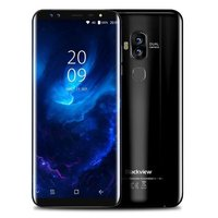Blackview S8 5,7 inch Android 7.0 Octa Core 3180mAh 4GB/64GB Zwart