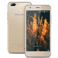 Blackview A7 Pro 5 inch Android 7.0 Quad Core 2800mAh 2GB/16GB Goud