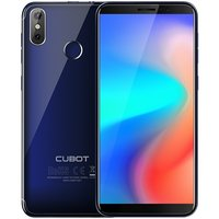 Cubot J3 Pro 5,5 inch Android 8.1 Quad Core 2800mAh 1GB/16GB Blauw