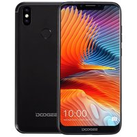 Doogee BL5500 Lite 6,19 inch Android 8.1 Quad Core 5500mAh 2GB/16GB Zwart