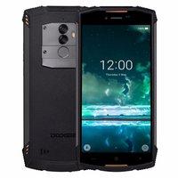 Doogee S55 5,5 inch Android 8.0 Octa Core 5500mAh 4GB/64GB Oranje
