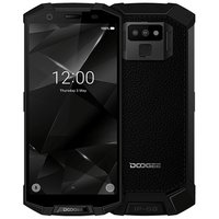 Doogee S70 5,99 inch Android 8.1 Octa Core 5500mAh 6GB/64GB Zwart