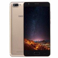 Doogee X20L 5 inch Android 7.0 Quad Core 2580mAh 2GB/16GB Goud