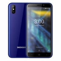 Doogee X50L 5 inch Android 8.1 Quad Core 2000mAh 1GB/16GB Blauw