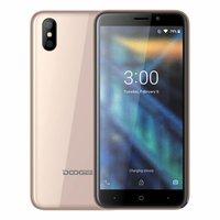 Doogee X50L 5 inch Android 8.1 Quad Core 2000mAh 1GB/16GB Goud