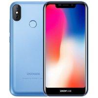 Doogee X70 5,5 inch Android 8.1 Quad Core 4000mAh 2GB/16GB Blauw