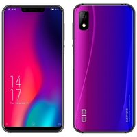 Elephone A4 Pro 5,85 inch Android 8.1 Octa Core 3000mAh 4GB/64GB Paars