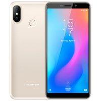 Homtom C2 5,5 inch Android 8.1 Quad Core 3000mAh 2GB/16GB Goud