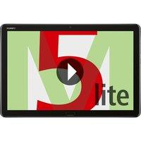 Huawei M5 Lite 10,1 inch Android 8.0 Octa Core 7500mAh 3GB/32GB Grijs