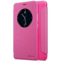 Meizu M5 Note flip cover Roze