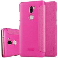 Xiaomi Mi 5S Plus flip cover Roze