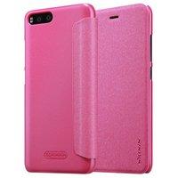 Xiaomi Mi 6 flip cover Roze