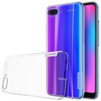 Honor 10 silicone case Transparant