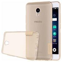 Meizu M3E silicone case Goud