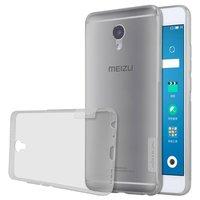 Meizu M5 Note silicone case Grijs