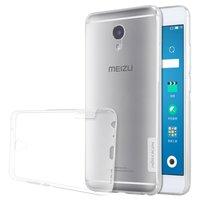 Meizu M5 Note silicone case Transparant