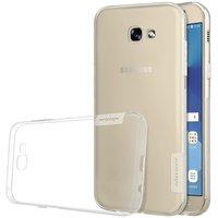 Samsung Galaxy A5 2017 silicone case Transparant