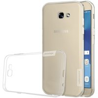 Samsung Galaxy A7 2017 silicone case Transparant