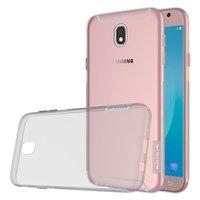 Samsung Galaxy J7 2017 silicone case Grijs