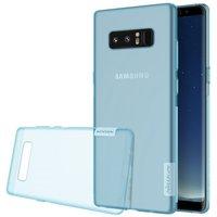 Samsung Galaxy Note 8 silicone case Blauw