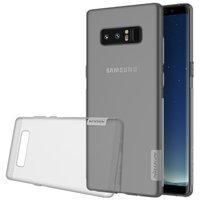 Samsung Galaxy Note 8 silicone case Grijs