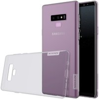 Samsung Galaxy Note 9 silicone case Grijs