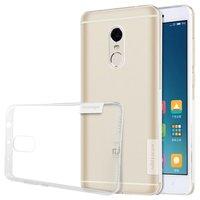 Xiaomi Redmi Note 4 silicone case Transparant