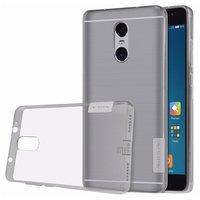 Xiaomi Redmi Pro silicone case Grijs