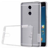 Xiaomi Redmi Pro silicone case Transparant