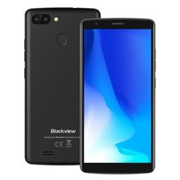 Blackview A20 Pro 5,5 inch Android 8.1 Quad Core 3000mAh 2GB/16GB Zwart