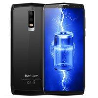 Blackview P10000 Pro 6 inch Android 7.1 Octa Core 11000mAh 4GB/64GB Zilver