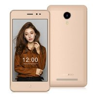 Refurbished Leagoo Z5L 5 inch Android 6.0 Quad Core 2300mAh 1GB/8GB Goud