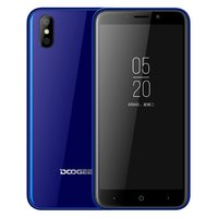 Doogee X50 5 inch Android 8.1 Quad Core 2000mAh 1GB/8GB Blauw