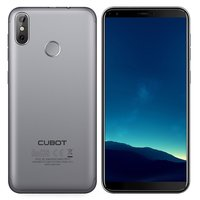 Cubot R11 5,5 inch Android 8.1 Quad Core 2800mAh 2GB/16GB Zilver