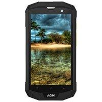 AGM A8 SE 5 inch Android 7.0 Quad Core 4050mAh 2GB/16GB Zwart
