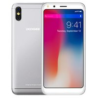 Doogee X53 5,3 inch Android 7.0 Quad Core 2200mAh 1GB/16GB Zilver